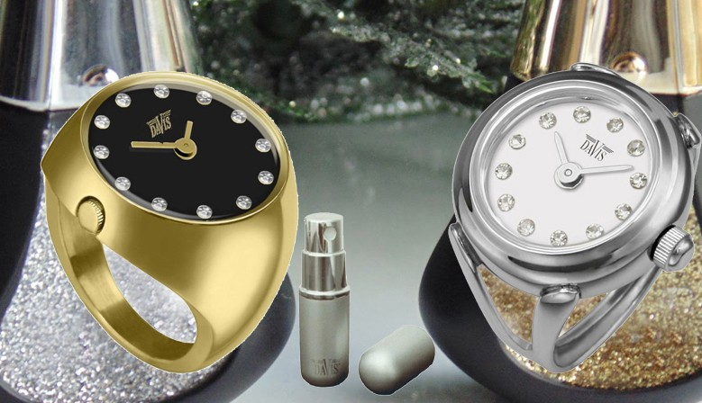 Ring Watches from € 79.00 - 2 year warranty - quick delivery.