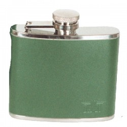 POCKET FLASK GREEN L