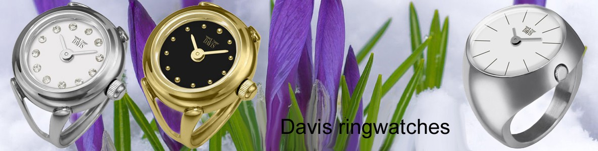 Davis watches
