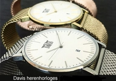 Davis men watches